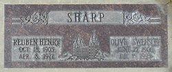 Olive Sharp