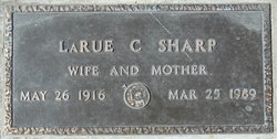 Larue Sharp
