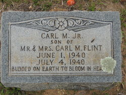 Carl M Flint, Jr