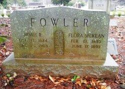 Noah R. Fowler