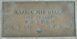 Earl Louis Sharp