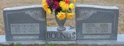 Lizzie Ione <I>Williamson</I> Bounds