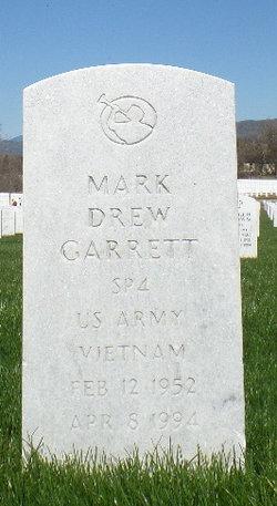Mark Drew Garrett