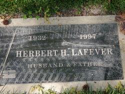 Herbert H Lafever