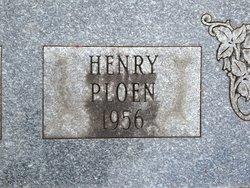 Henry H Ploen