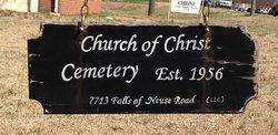 Church of Christ Churchyard