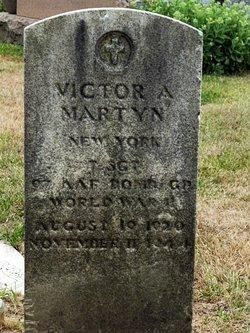 TSGT Victor A Martyn