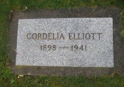 Cordelia Octavia <I>Brown</I> Elliott