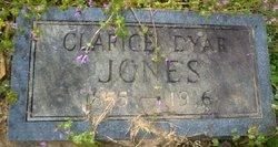 Clarice <I>Dyar</I> Jones