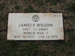 James F Wilson