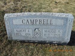 Margaret  Ann Cordella <I>Reeves</I> Campbell