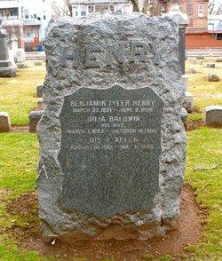 Benjamin Tyler Henry
