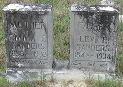 Levi E. Sanders