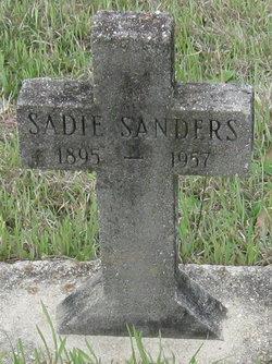 Sadie Sanders