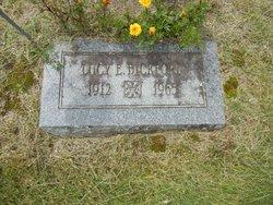 Lucy Ellen <I>Morse</I> Bickford