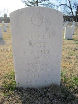 Arthur B. Agee
