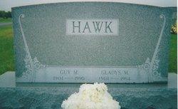 Gladys Marie Hawk