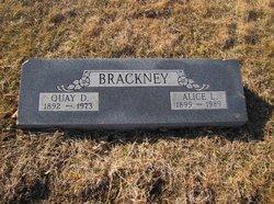 Alice Lillian <I>Norris</I> Brackney
