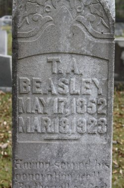 Thomas Avery Beasley