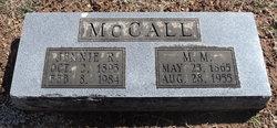 """Mordecai Montezuma """"Zuma"""" McCall"""