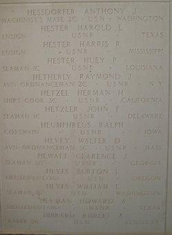 S1 William Ernest Heyes