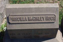Priscilla <I>McGinley</I> Hoch