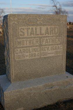 Caroline <I>Raynes</I> Stallard