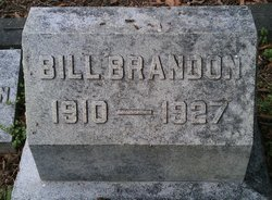 "George William ""Billy"" Brandon"
