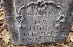 John Benefield