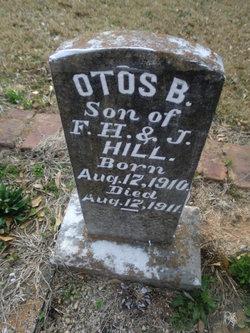 Otos B. Hill