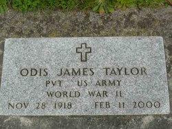 Odis James Taylor (1918-2000) - Find A Grave Memorial