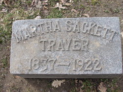 Martha <I>Sackett</I> Traver