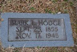 Mark L Hodge