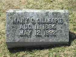 Mary Hamlin <I>Guerrant</I> Gillespie