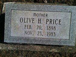 Olive <I>Hout</I> Price
