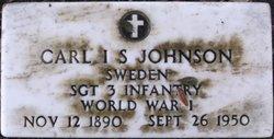 Carl I Johnson