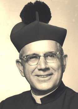 Rev Fr Oscar Lawrence Huber