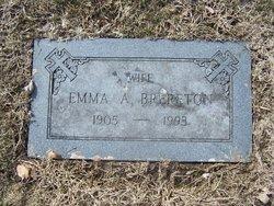 Emma A. <I>Dunlap</I> Brereton