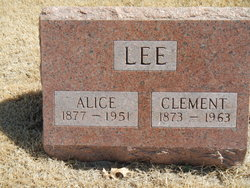 Mrs Mary Alice <I>Taylor</I> Lee