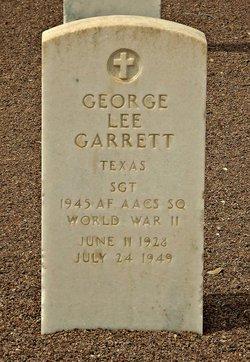 George Lee Garrett