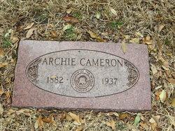 Archie Cameron