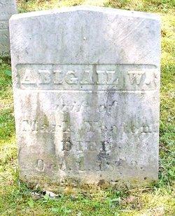 Abigail W Yeaton