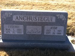 Jessie <I>Eguren</I> Anchustegui