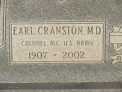 Dr Earl Cranston Lowry