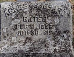 Agnes <I>Shepard</I> Bates