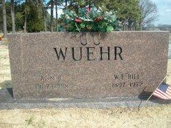 """W I """"Bill"""" Wuehr"""