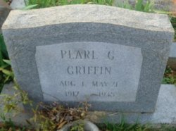 Pearl G. Griffin