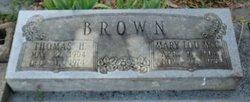 Thomas H. Brown