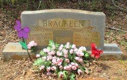 Frances Ann <I>Birdwell</I> Brackeen