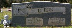 Fred Earnest Glenn
